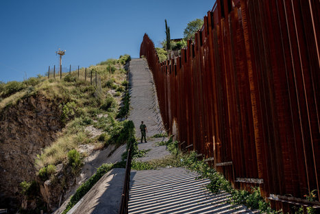 'The Wall Is a Fantasy' | AP HUMAN GEOGRAPHY DIGITAL  STUDY: MIKE BUSARELLO | Scoop.it