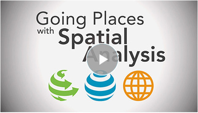 Learn What Spatial Analysis Can Do for You | Geography Education | Scoop.it