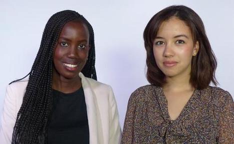 VIDEO. Engagement associatif: Lina, 22 ans, et Coumba, 23 ans, veulent «rendre l'aide» qu'elles ont reçue   Jeunes et Bénévoles   Scoop.it