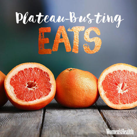 The 12 Best Foods to Eat When You Hit a Weight-Loss Plateau   Weight Loss News   Scoop.it