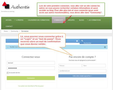 Site Internet Authentis Cameroun. Formations au Cameroun. | Activités Authentis Formations | Scoop.it