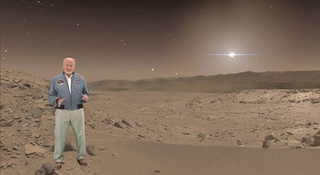 'Mixed Reality' Technology Brings Mars to Earth | AR | Scoop.it
