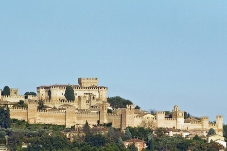 The Castle of Gradara in Le Marche | Le Marche another Italy | Scoop.it