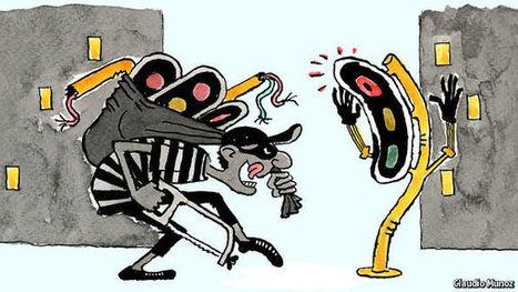 Bad robots | Criminology and Economic Theory | Scoop.it