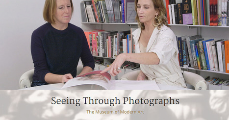 MoMA Launches a Free Online Class on Opening Your Eyes to Photography | xposing world of Photography & Design | Scoop.it