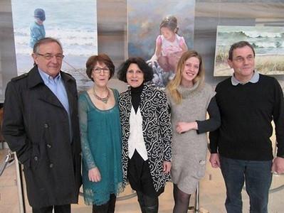 Deux expositions à découvrir au Villare , Villers-sur-Mer 02/04/2013 - ouest-france.fr | Office de Tourisme et d'Animation de Villers-sur-Mer | Scoop.it