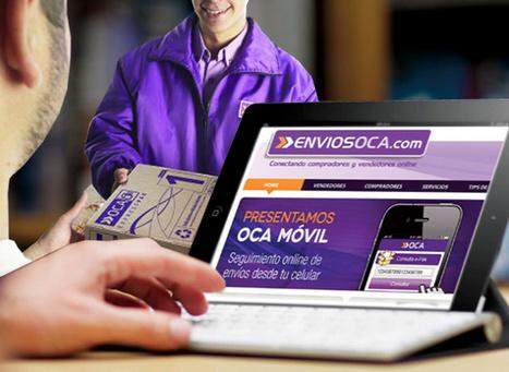 Oca sale a apuntalar el comercio electrónico con nuevos servicios ... - iprofesional.com   Comercio Electrónico   Scoop.it