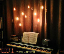 MIDI Piano Lighting | Art | Scoop.it