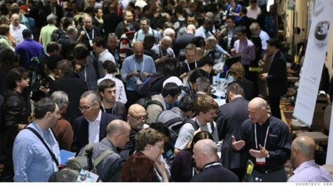 Why CES has become a CMO playground | Field-Configuring Events | Scoop.it