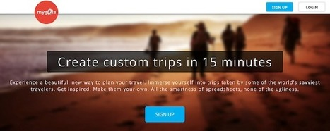 MyGola raises $1.5 million in bid to become top travel planning site | travel, photography and food | Scoop.it