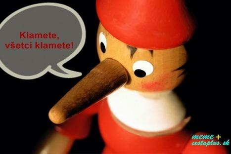 Meme+: Pinocchio   Správy Výveska   Scoop.it
