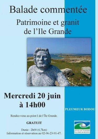 Balade commentée - Office de tourisme de Pleumeur-Bodou   Voyages et Gastronomie depuis la Bretagne vers d'autres terroirs   Scoop.it