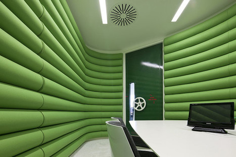 Google's Quirky New London HQ: Fit For Mr. Bean | Office Environments Of The Future | Scoop.it