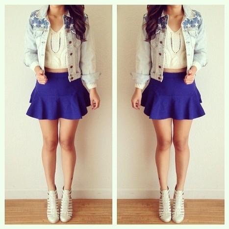 Mini skirts | Womens Max | Page 3 | womensmax | Scoop.it