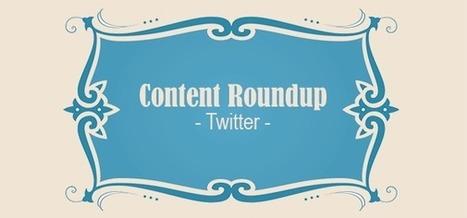 Twitter Data Mining Round Up | SNA | Scoop.it