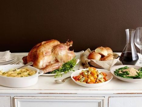 Thanksgiving Food Swaps to Save Calories   Weight Loss News   Scoop.it