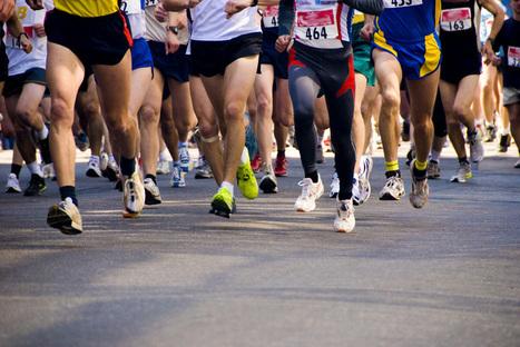 La folie des coureurs et comment l'attraper! | Chic tonique | courir | Scoop.it