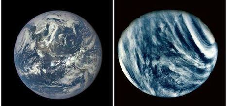 Why we live on Earth and not Venus | Amazing Science | Scoop.it