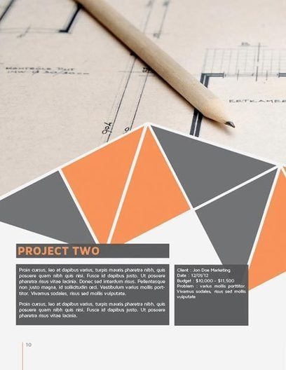 Ressources - Portfolio papier de 16 pages avec fichiers InDesign | Infographie - Metteur en Page | Scoop.it