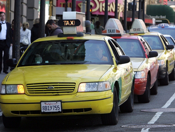 Cab Drivers Hold Noisy Rally At San Francisco City Hall To Protest Rideshare - CBS San Francisco | TT Research | Scoop.it