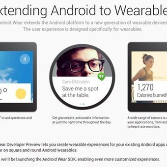 Android Wear – Les fonctionnalités Android pour objets connectés #HaveAMediaBreak   DIGITAL CONSUMER   Scoop.it