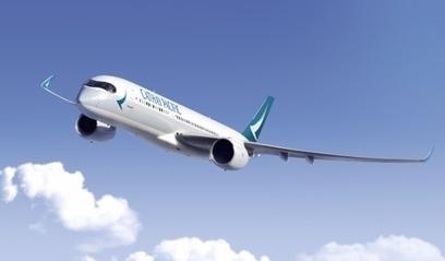 Cathay Pacific souhaite revenir à deux vols quotidiens entre Paris et Hong Kong | Médias sociaux et tourisme | Scoop.it