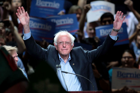 "UNITED STATES: Presidential candidate, Bernie Sanders, ""absolutely sympathetic"" to basic income approach 