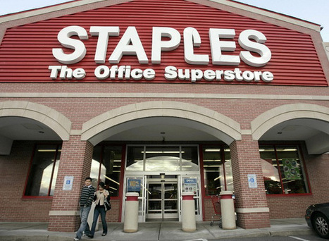 Staples Becomes The Latest Retailer Affected By A Payment Card Data Breach | TechCrunch | eScrap | Scoop.it