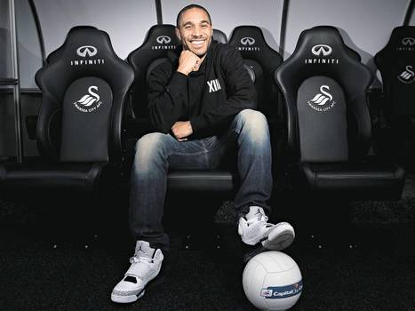 Ashley Williams makes way from waiter to Wembley with Swansea City - The Independent | online dating | Scoop.it