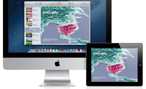 Desafíos para elaborar libros interactivos con iBooks Author | Xarxes socials | Scoop.it