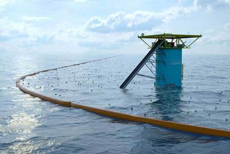 This 19-Year-Old Is Ready to Build an Ocean Cleanup Machine | Startups, Incubation, Science, Innovation | Scoop.it