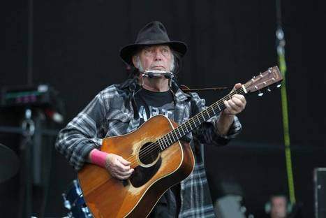 """El fuego inconmensurable de Neil Young"", por @fernavarro17 