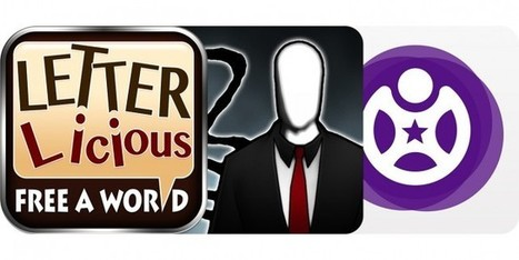 Today's Best Apps: Letterlicious, Slender Rising 2 And Fitocracy Macros - AppAdvice | ICT in education | Scoop.it