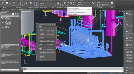 AutoCAD Plant 3D 2017 Object Enablers | BIM Forum | Scoop.it