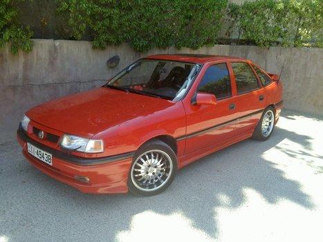 Opel Vectra 1995 - 1800cc - Amman - for sale in Jordan 5400 JDs | Cars For Sale In Jordan | Scoop.it