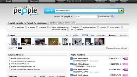 Comment Google a tué 123people, le moteur de recherche de personnes | Toulouse networks | Scoop.it