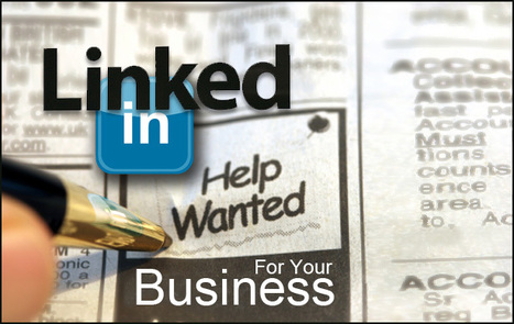 How Does LinkedIn Grow Your Business? | Social Media Today | Digital Marketing & Communications | Scoop.it