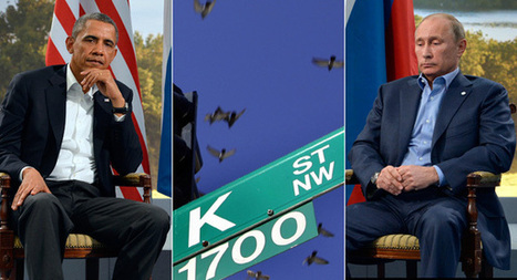 Is anyone winning the Russia-West standoff? Yes, there's a K Street bonanza | The Political Side of Things | Scoop.it