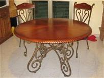 Breakfast or Dining Room Table and Chairs   Let's Look for a White Dining Table   Scoop.it