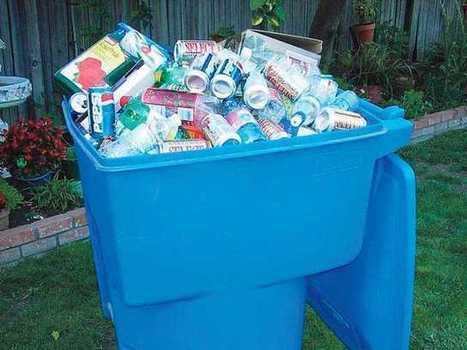Shredded paper, plastic bags no longer recyclable in Turlock - The Turlock Journal | It's in the bag | Scoop.it