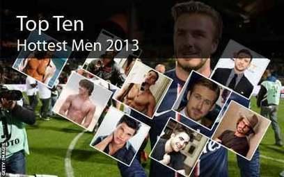 Top 10 Hottest Men 2013 | People | Scoop.it