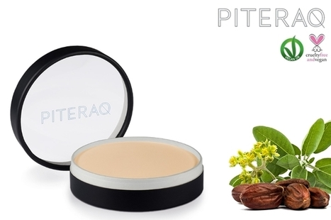 Review cipria Alabastro Piteraq | Biomakeup: cosmesi eco bio e classica! | Scoop.it