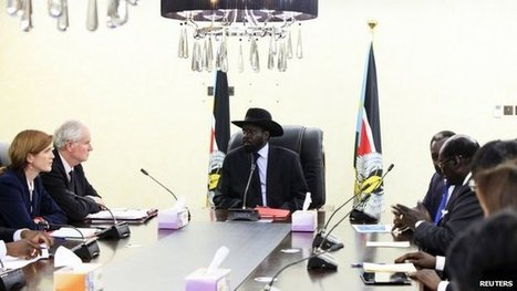 US Offers South Sudan $180m In Aid To Combat Food Crisis | Red Pepper | NGOs in Human Rights, Peace and Development | Scoop.it