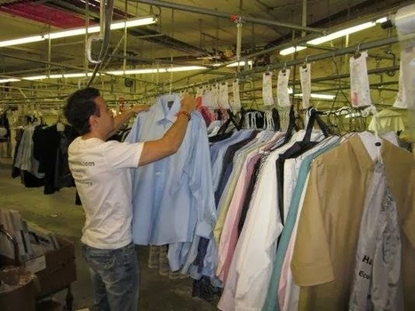 Dry Cleaning Services helps to keep your Cloth Neat & Clean   Laundry Services   Scoop.it