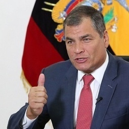 Ecuador's Correa Takes Aim at Politicians Utilizing Tax Havens | Global Corruption | Scoop.it