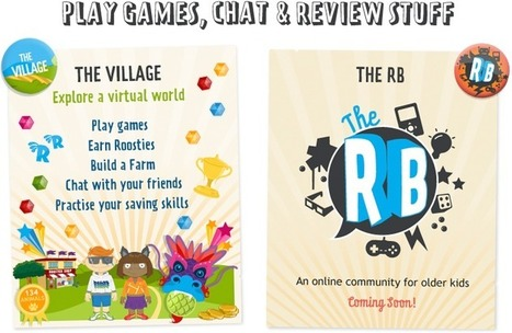 Roosterbank | (I+D)+(i+c): Gamification, Game-Based Learning (GBL) | Scoop.it