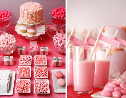 Valentines Day Dessert Buffet | Candy Buffet Weddings, Events, Food Station Buffets and Tea Parties | Scoop.it