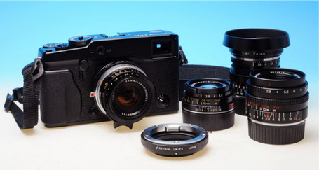 Rayqual announces nine new X adapters | Fuji Rumors | Fuji X-Pro1 | Scoop.it