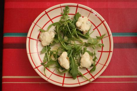 Salade de Patates Douces au Gorgonzola | The Voice of Cheese | Scoop.it