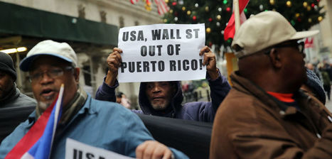Puerto Rico Is Nearing the Brink Of Bankruptcy | Public-Private Duality, Economic Crisis, and New Financial Trends | Scoop.it